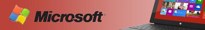 Microsoft banniere image
